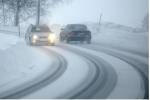 что нужно знать водителю при езде на скользкой зимней дороге.